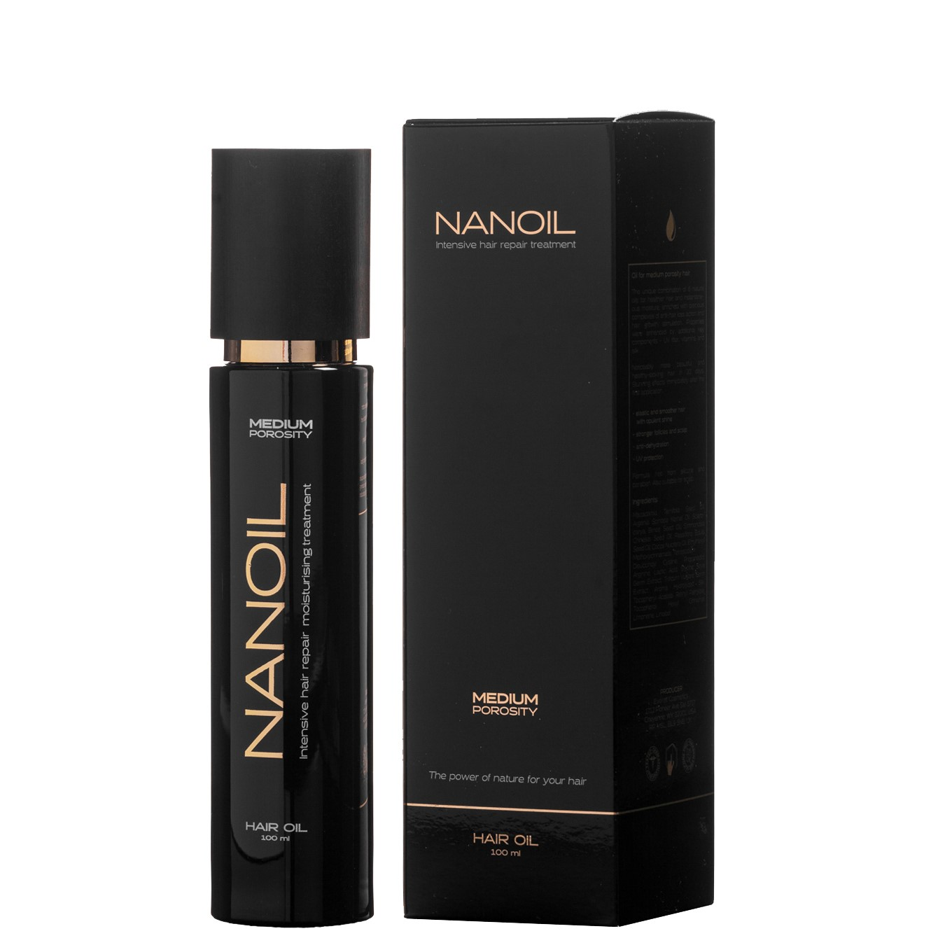 Nanoil Intensive Hair Repair Treatment Hair Oil